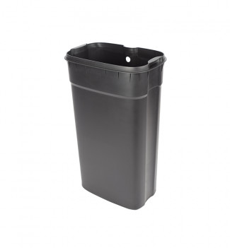 poubelle rectangulaire