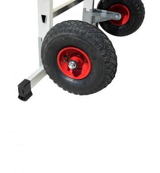 roue echafaudage