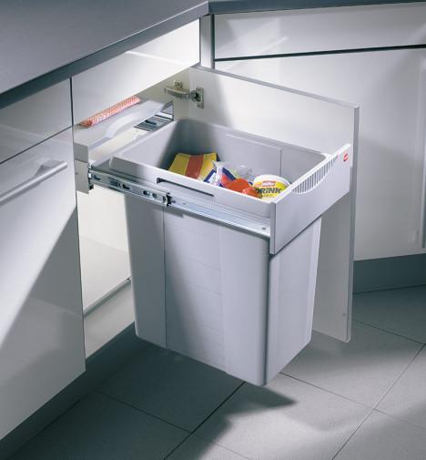 poubelle sous évier easy cargo 42l