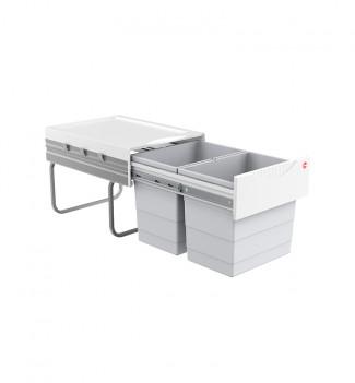 poubelle cuisine sous évier