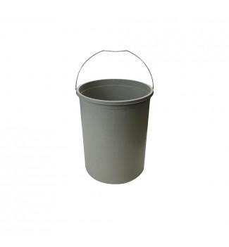 Bac 15L pour poubelle Hailo Compact-Box M