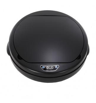 Couvercle noir : poubelle automatique 42 L