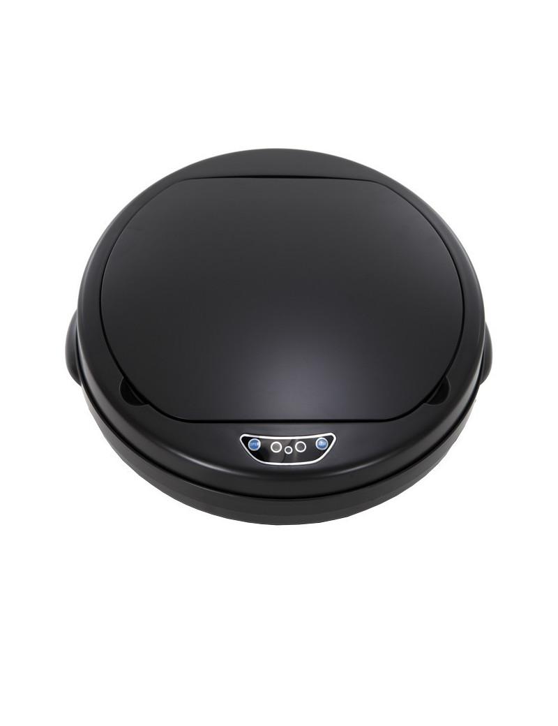 poubelle automatique : Couvercle automatique noir