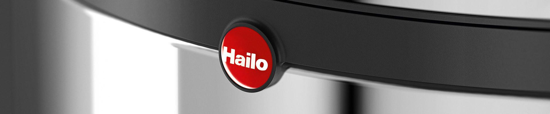Commandez une pièce détachée pour poubelle Hailo