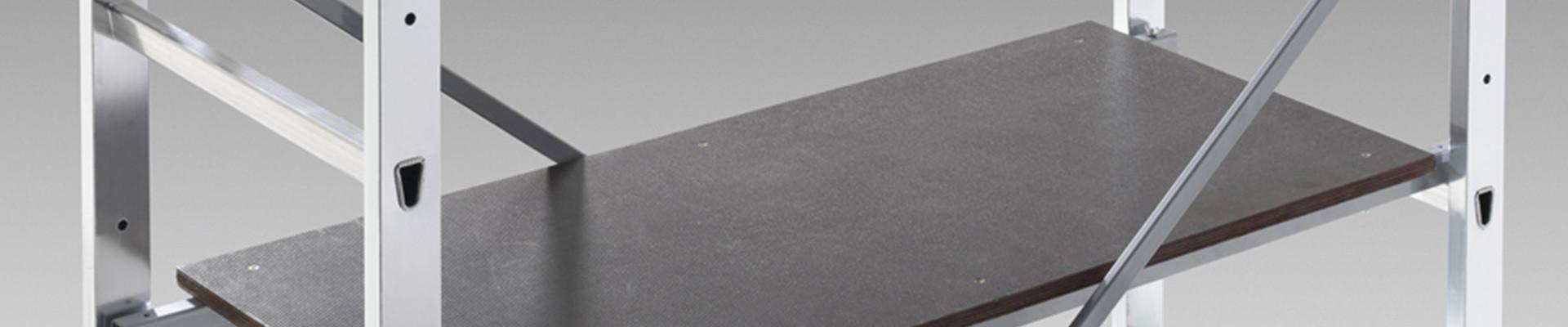Pièces détachées échafaudages   Garantie mini 2 ans   Hailo France