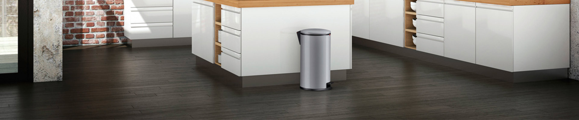 Achetez une poubelle de cuisine de haute qualité | Hailo