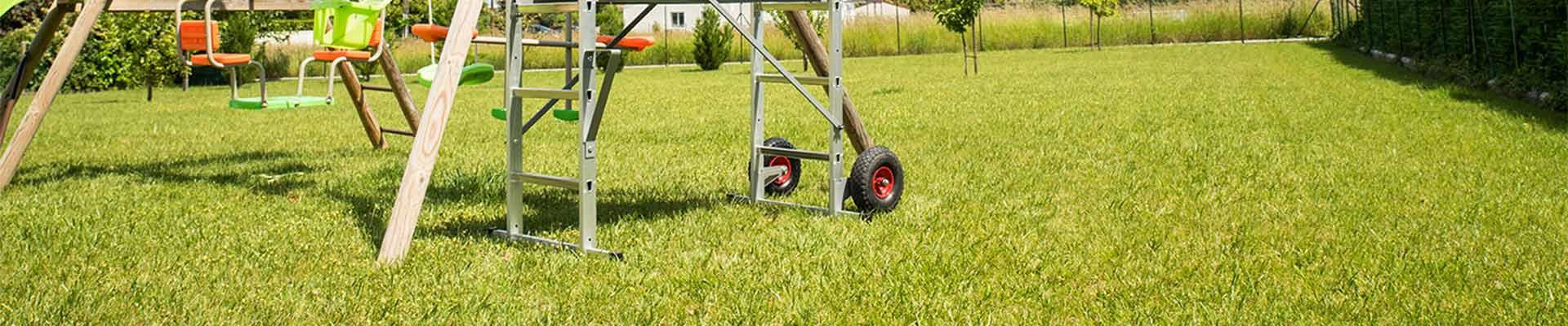 Commandez en ligne un échafaudage de jardin |  Hailo