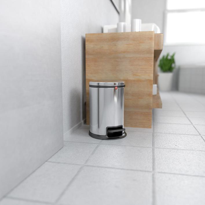 Mini poubelle de salle de bain HAILO Pure S
