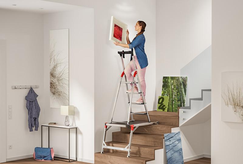 plateforme escalier hailo tp1