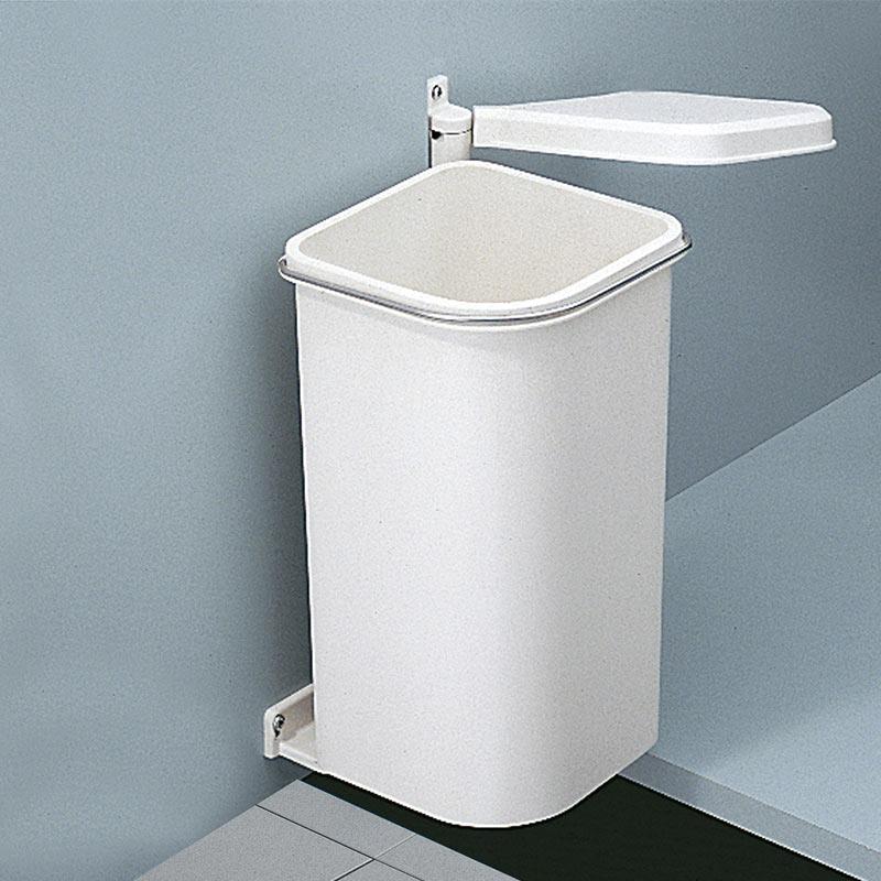 Poubelle de salle de bain encastrable Hailo Pico 5